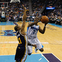 04-11-2011 Utah Jazz at New Orleans Hornets