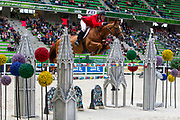 McLain Ward - Rothchild<br /> Alltech FEI World Equestrian Games™ 2014 - Normandy, France.<br /> © DigiShots