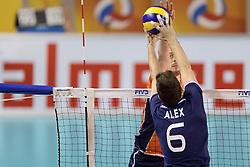 08-06-2014 NED: WLV Nederland - Portugal, Almere<br /> Jeroen Rauwerdink, Alexandre Ferreira