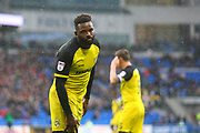 Burton Albion's Darren Bent during the EFL Sky Bet Championship match between Cardiff City and Burton Albion at the Cardiff City Stadium, Cardiff, Wales on 30 March 2018. Picture by John Potts.