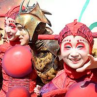 Cirque du Soleil OVO's Bug Dance