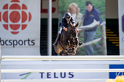 Vermeir Wilm, BEL, IQ van het Steentje<br /> Spruce Meadows Masters - Calgary<br /> © Hippo Foto - Dirk Caremans<br /> 05/09/2018