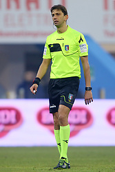 "Foto Filippo Rubin<br /> 06/01/2018 Ferrara (Italia)<br /> Sport Calcio<br /> Spal - Lazio - Campionato di calcio Serie A 2017/2018 - Stadio ""Paolo Mazza""<br /> Nella foto: ARBITRO PAOLO TAGLIAVENTO<br /> <br /> Photo by Filippo Rubin<br /> January 06, 2018 Ferrara (Italy)<br /> Sport Soccer<br /> Spal vs Lazio - Italian Football Championship League A 2017/2018 - ""Paolo Mazza"" Stadium <br /> In the pic: REFEREE PAOLO TAGLIAVENTO"
