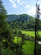 Donau, Donautal, Naturpark obere Donaul, Baden-Württemberg, Deutschland.|.river Danube, nature park upper Danube, Baden-Wuerttemberg, Germany