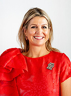 HOOGEVEEN - Queen Maxima attends the signing of the local cooperation agreement for music education in Drenthe. The agreement is an initiative of the Méér Muziek in de Klas foundation, of which Queen Maxima is honorary chairman. robin utrecht