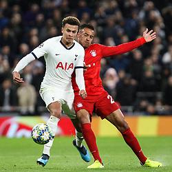01,10,2019 Tottenham Hotspur and Bayern Munich