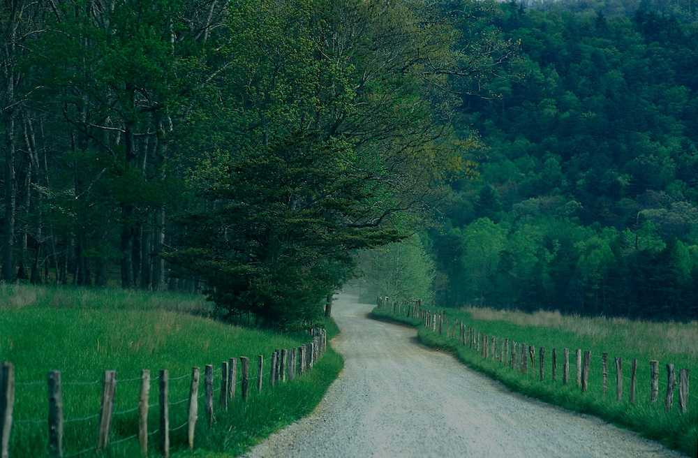 Sparks Lane at Cades Cove, Great Smoky Mountains