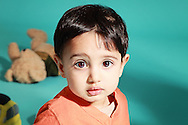 Портрет на малко момче