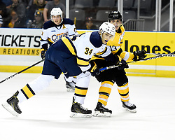Jack Duff of the Erie Otters. Photo by Aaron Bell/OHL Images