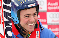 Ski Alpin; Saison 2006/2007   Herren Slalom JUBEL, Marc Berthod (SUI) belegt Platz 2.