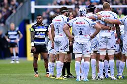 Niko Matawalu of Bath Rugby looks on - Mandatory byline: Patrick Khachfe/JMP - 07966 386802 - 17/10/2015 - RUGBY UNION - The Recreation Ground - Bath, England - Bath Rugby v Exeter Chiefs - Aviva Premiership.