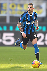 26.01.2020, Stadio Giuseppe Meazza, Mailand, ITA, Serie A, Inter Mailand vs Cagliari Calcio, 21. Runde, im Bild Sebastiano Esposito (F.C. Internazionale Milano) // Sebastiano Esposito (F.C. Internazionale Milano); during the Seria A 21th round match between Inter Mailand and Cagliari Calcio at the Stadio Giuseppe Meazza in Mailand, Italy on 2020/01/26. EXPA Pictures © 2020, PhotoCredit: EXPA/ laPresse/ Fabio Ferrari<br /> <br /> *****ATTENTION - for AUT, SUI, CRO, SLO only*****