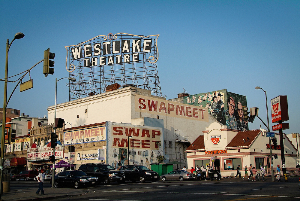 The Westlake Theatre  in Los Angeles, CA 5/10/08 ..