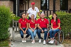 Para Dressage  Team - KBRSF 2019