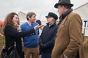 REBECCA BROOKS; CHARLIE BROOKS; JAMES BROOKS; JEREMY CLARKSON, The Heythrop Hunt Point to Point. Cocklebarrow. 24 January 2016