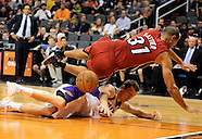 NBA: Miami Heat at Phoenix Suns//20121117