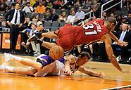 NBA: Miami Heat at Phoenix Suns//20121117