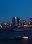View of the East River and Long Island City from 435 East 52nd Street, 12th floor