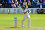 Ben Cox of Worcestershire batting during the Specsavers County Champ Div 1 match between Somerset County Cricket Club and Worcestershire County Cricket Club at the Cooper Associates County Ground, Taunton, United Kingdom on 20 April 2018. Picture by Graham Hunt.