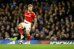 Adam Clayton of Middlesbrough - Mandatory by-line: Jason Brown/JMP - 08/05/17 - FOOTBALL - Stamford Bridge - London, England - Chelsea v Middlesbrough - Premier League
