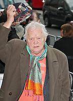LONDON - APRIL 24: Dudley Sutton attends the Outside Bet UK Premiere at Cineworld Haymarket, London, UK. April 24, 2012. (Photo by Brett D. Cove)