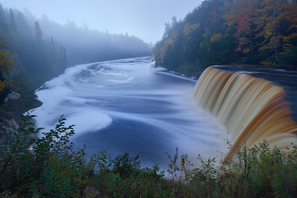 Tahquamenon Falls State Park<br />
