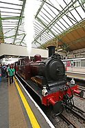 Steam on the Underground – District 150, District Line 150th Anniversary