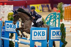 HERLING Sophie (GER), LINCOLN<br /> Neustadt-Dosse - 20. CSI Neustadt-Dosse 2020<br /> Preis der Fleischerei Gut Greppin U. Kuhlemann<br /> Bronze Amateurs<br /> Int. Zwei-Phasen-Springprüfung<br /> © www.sportfotos-lafrentz.de/Stefan Lafrentz
