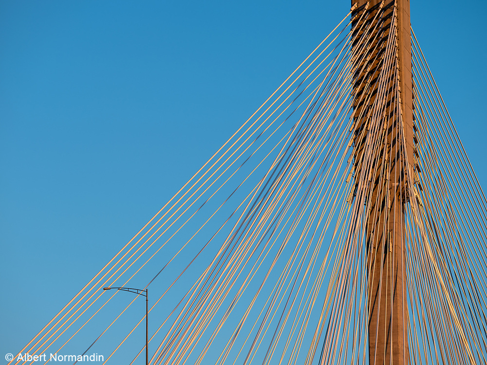 Port Mann Bridge, Coquitlam, British Columbia, Canada