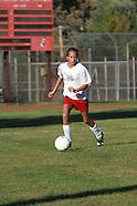 Soccer 2010 Salamanca Girls Varsity Soccer vs Silver Creek