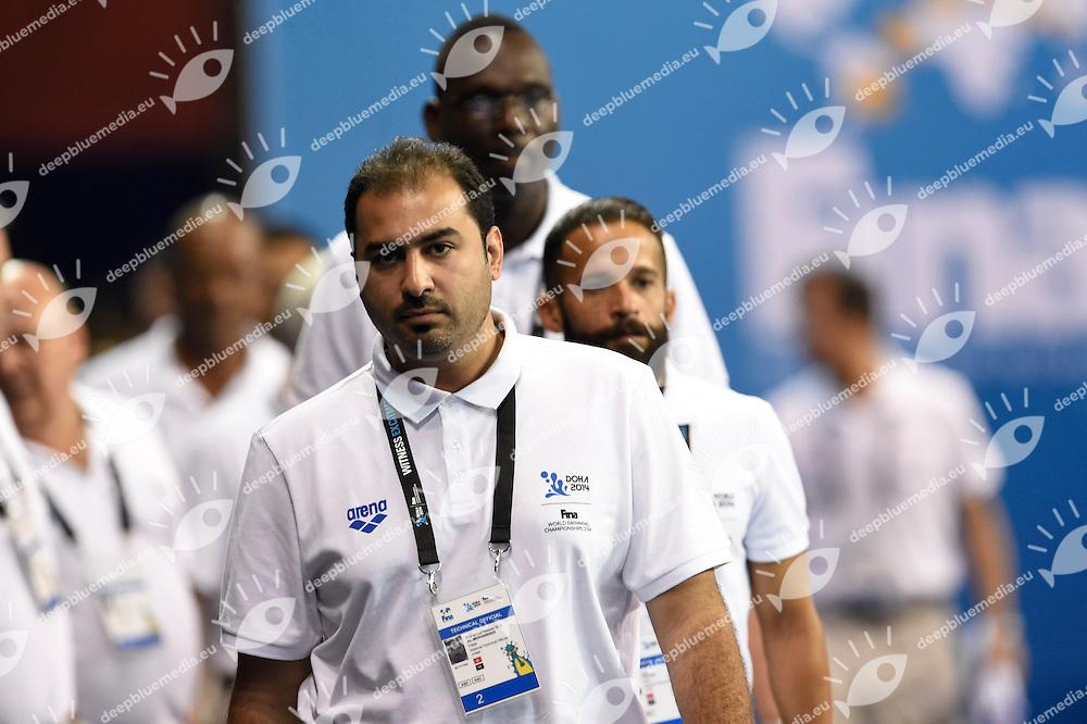 Doha Qatar 03-12-2014 Hamad Aquatic Centre, 12th FINA World Swimming Championships (25m). Nuoto Campionati mondiali di nuoto in vasca corta.<br /> Photo Giorgio Scala/Deepbluemedia/Insidefoto