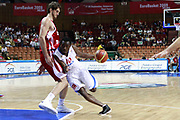 DESCRIZIONE : Katowice Poland Polonia Eurobasket Men 2009 Semifinal 5-8 place Francia France Turchia Turkey <br /> GIOCATORE : Yannick Bokolo<br /> SQUADRA : Francia France<br /> EVENTO : Eurobasket Men 2009<br /> GARA : Francia France Turchia Turkey <br /> DATA : 19/09/2009 <br /> CATEGORIA :<br /> SPORT : Pallacanestro <br /> AUTORE : Agenzia Ciamillo-Castoria/H.Bellenger<br /> Galleria : Eurobasket Men 2009 <br /> Fotonotizia : Katowice  Poland Polonia Eurobasket Men 2009 Semifinal 5-8 place Francia France Turchia Turkey <br /> Predefinita :