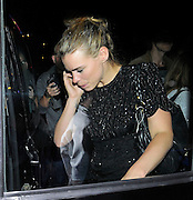 01.JUNE.2011. LONDON<br /> <br /> BILLIE PIPER LOOKING WORSE FOR WEAR LEAVING FOUNDATION BAR IN COVENT GARDEN AFTER ATTENDING THE AFTER PARTY OF NEW THEATRE SHOW MUCH ADO ABOUT NOTHING.<br /> <br /> BYLINE: EDBIMAGEARCHIVE.COM<br /> <br /> *THIS IMAGE IS STRICTLY FOR UK NEWSPAPERS AND MAGAZINES ONLY*<br /> *FOR WORLD WIDE SALES AND WEB USE PLEASE CONTACT EDBIMAGEARCHIVE - 0208 954 5968*
