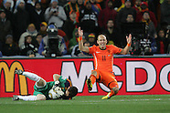 2010 World Cup Final - Netherlands vs Spain