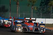 #25 8Star Motorsports ORECA FLM09: Enzo Potolicchio, Tom Kimber-Smith