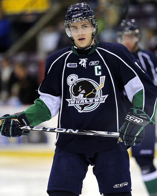 Tyler Seguin of the Plymouth Whalers. Photo by Aaron Bell/OHL Images.