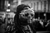Mardi Gras in New Orleans 2016