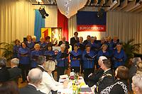 Mannheim. 11.03.17   BILD- ID 074  <br /> Vogelstang. Festakt zu 50 Jahre Gemein&uuml;tziger B&uuml;rgerverein Mannheim Vogelstang 1066 e.V.<br /> - B&uuml;rgerchor im B&uuml;rgerverein<br /> Bild: Markus Prosswitz 11MAR17 / masterpress (Bild ist honorarpflichtig - No Model Release!)