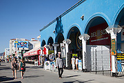 Downtown Venice Beach California