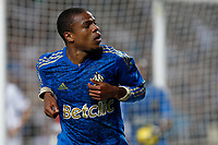 FOOTBALL - FRENCH CHAMPIONSHIP 2010/2011 - L1 - OLYMPIQUE MARSEILLE v VALENCIENNES FC - 21/05/2011 - PHOTO PHILIPPE LAURENSON / DPPI - LOIC REMY (OM) JOY AFTER GOAL