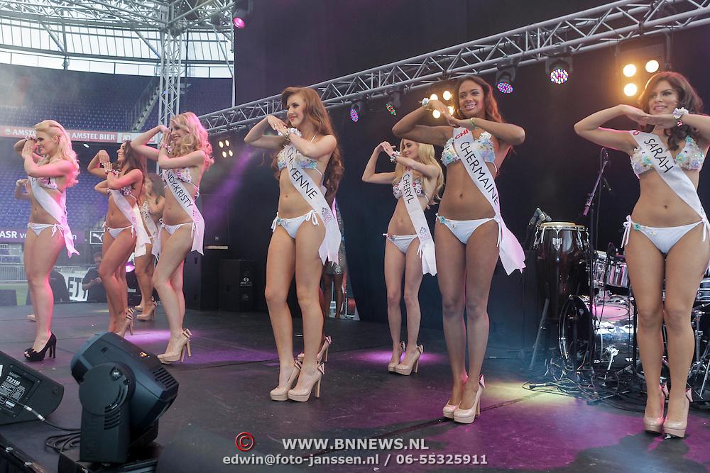 NLD/Rotterdam/20120615 - Verkiezing Miss Zuid-Holland 2012,