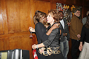 June Sarpong and  Kathy Lette , Krug host the launch of Kathy Lette's book. ' How to Kill Your Husband' the Courthouse Hotel Great Marlborough St. London. 26 April 2006. ONE TIME USE ONLY - DO NOT ARCHIVE  © Copyright Photograph by Dafydd Jones 66 Stockwell Park Rd. London SW9 0DA Tel 020 7733 0108 www.dafjones.com