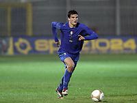 Fotball<br /> Landskamp U21<br /> 14.11.2006<br /> Italia v Tsjekkia 0-0<br /> Foto: Inside/Digitalsport<br /> NORWAY ONLY<br /> <br /> Marco Andreolli (Italy)