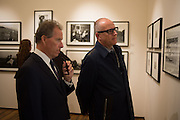 VISCOUNT LINLEY; NICK HOUGH;, Opening of Photo London,  Somerset House. London. 20 May 2015