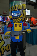 KELOWNA, CANADA - MARCH 01:  Kelowna Fan Expo Promotion at the Kelowna Rockets game on March 01, 2017 at Prospera Place in Kelowna, British Columbia, Canada.  (Photo By Cindy Rogers/Nyasa Photography,  *** Local Caption ***