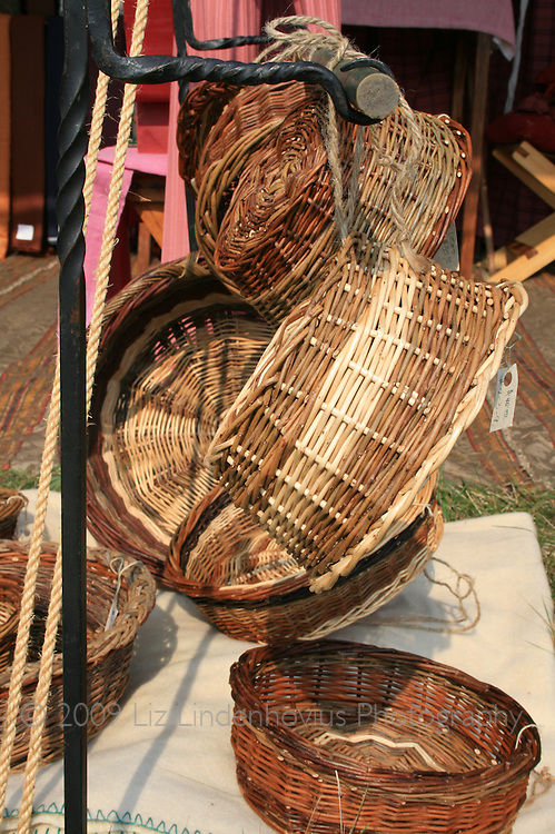 Baskets Hanging