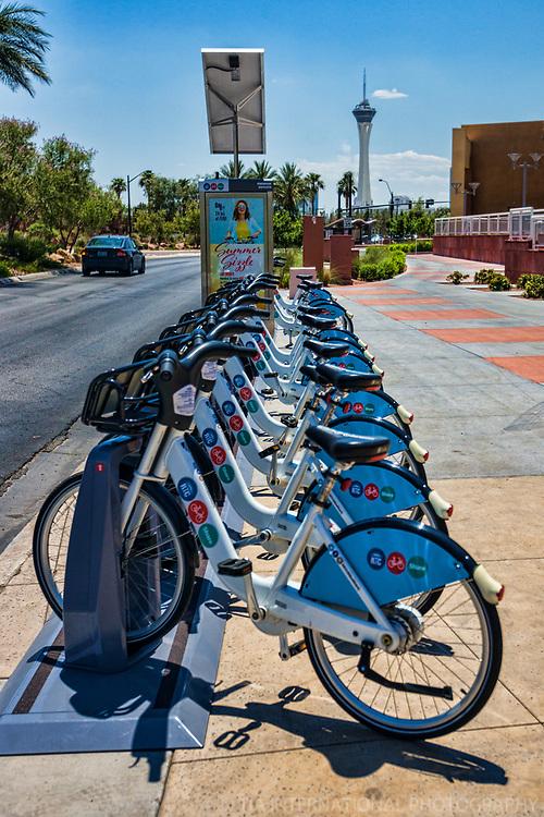 Regional Transportation Commission (RTC) Bike Share Program