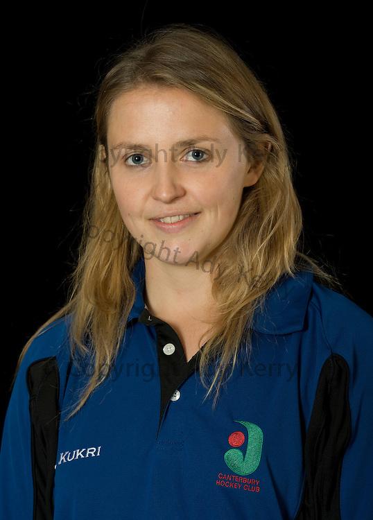 Helen Fagg - Canterbury Ladies Hockey Club, 2013 -14 season