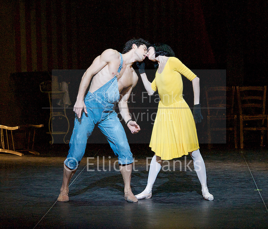 Sergei Danilian presents...<br /> Kings of the Dance<br /> at the London Coliseum, London, Great Britain <br /> dress rehearsal <br /> 18th March 2014 <br /> with<br /> Roberto Bolle<br /> Marcello Gomes<br /> Denis Matvienko<br /> Leonid Sarafanov<br /> Ivan Vasiliev<br /> <br /> and with Svetlana Lunkina<br /> <br /> Le Jeune Homme et la Mort<br /> by Roland Petit <br /> Music by Bach <br /> Roberto Bolle<br /> Ivan Vasiliev<br /> and with Svetlana Lunkina<br /> <br /> Remanso<br /> by Nacho Duato<br /> Music by Enrique Granados<br /> Marcello Gomes<br /> Denis Matvienko<br /> Leonid Sarafanov <br /> <br /> Prototype by Massimiliano Volpini <br /> Music by Piero Salvatori <br /> Roberto Bolle<br /> <br /> Morel et Saint-Loup by Roland Petit <br /> Music by Gabriel Faure<br /> Marcello Gomes<br /> Denis Matvienko <br /> <br /> Labyrinth of Solitude <br /> by Patrick de Bana <br /> Music by Tomaso Antonio Vitali <br /> Ivan Vasiliev