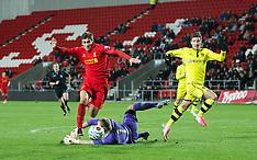 121128 Liverpool U21 v Dortmund U21